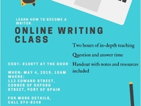 Writing Class from Professional Writer