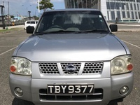 Nissan Frontier, 2006, TBY