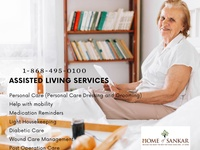 Assisted Living for Geriatric Patients
