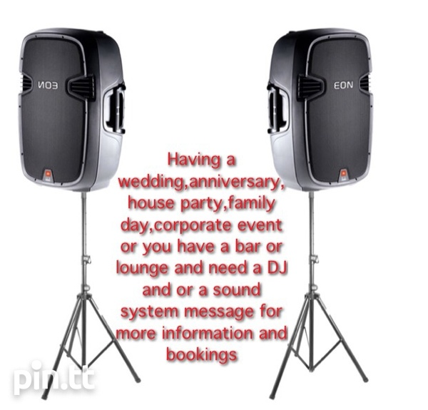 Dj services and sound system rentals-3