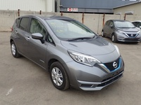 Nissan Note, 2017, Roll On Roll Off