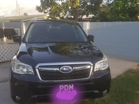 Subaru Forester, 2013, PDM