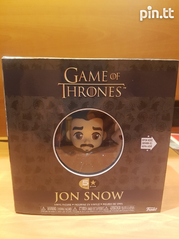 Game of Thrones Vinyl Collectables-7
