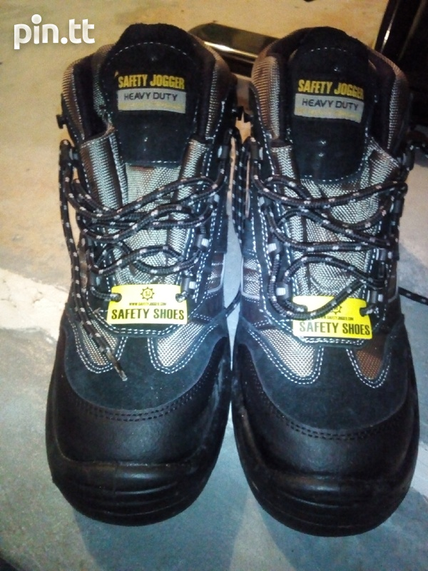 Safety Joggers Steel Tip Boots-2