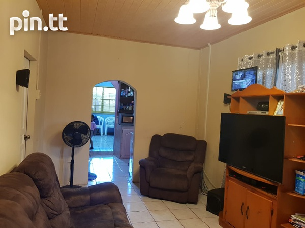 CHAGUANAS fully-furnished 3-bedroom house-2
