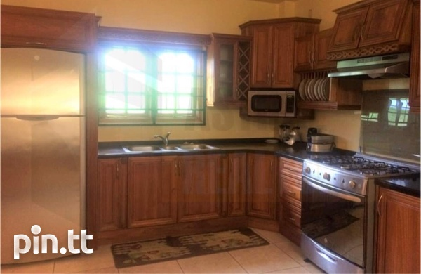 House with 4 bedrooms Savonetta Gardens Point Lisas-4