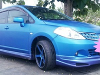 2008 - 2012 Nissan Tiida Hatchback Body Kit