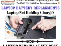 LAPTOP BATTERY REPLACMENTS
