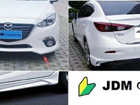 2014 Mazda 3 Axela Body Kit