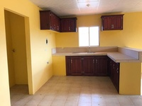 Two Bedroom Apartment in Mafeking Mayaro
