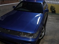 Nissan Laurel, 1989, PBF
