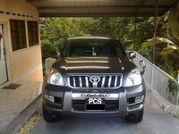 Toyota Land Cruiser Prado, 2002, PCS