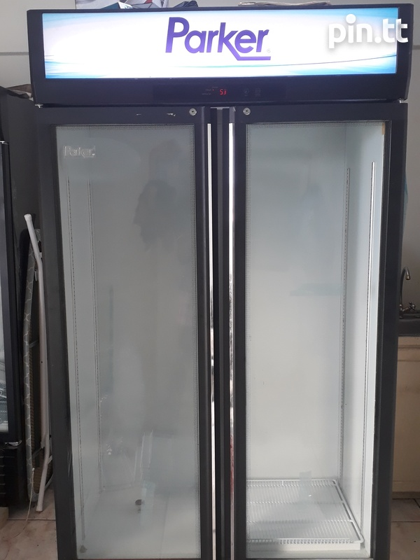 Brand new Parker non frost chillers-5