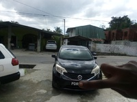Nissan Note, 2016, PDR