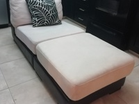 Modern Chaise Lounge Indoor Chair - Reduced