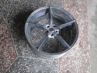 Chrome SUV rims