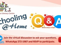 Schooling at Home Parent Q and A