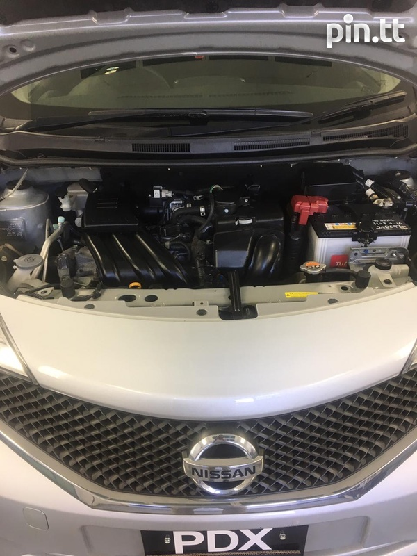 Nissan Note, 2015, PDX-6