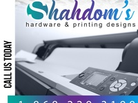 Graphic Designer and Printing Services