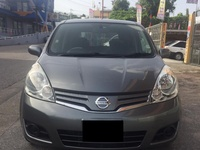 Nissan Note, 2012, PDD