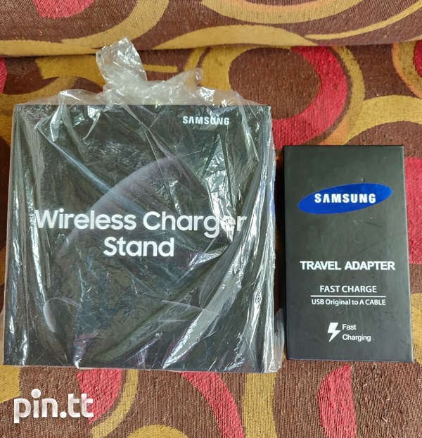 Samsung Wireless Charger Stand Combo-1