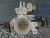 Toyota 5A throttle body with TPS
