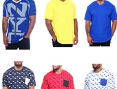 Men Plus Size T - Shirts