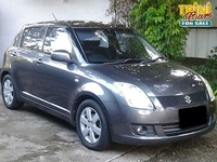 Suzuki Swift, 2011, PCL