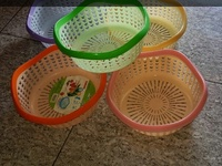 Baskets and strainers
