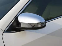 Toyota Corolla Altis Chrome Mirror Cover With Indicator