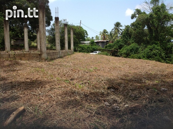 Point Fortin land 10000sq ft-1