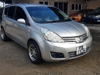Nissan Note, 2013, PDL