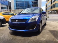 Suzuki Swift, 2015, RORO