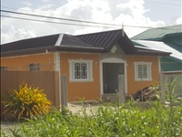 New 3 bedroom house, Central Park, Couva
