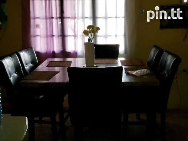Dining Table with 6 chairs-1