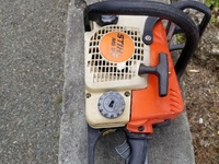 Stihl 185 chainsaw