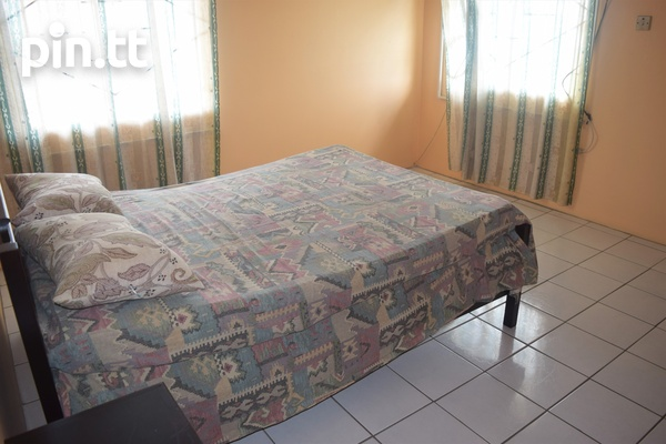 Couva 2 bedroom furnished apartment-4
