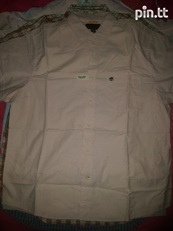 Original Timberland men shirt-3