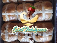 Hot cross buns order now