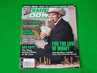 WWE SmackDown Magazine - 5 issues from 2004 to 2005