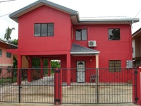Upstairs 3 Bedroom Couva Apartment