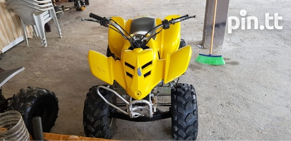 Atv 125cc, 3speed semi automatic with reverse-3