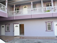 Aranguez Two Bedroom Townhouse