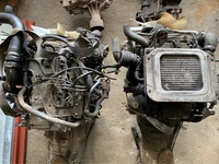 Navara engine and Frontier YD engines