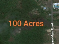 MAYARO 100 Acres T/C Approved