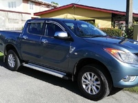 Mazda BT-50 Pickup, 2014, TDC