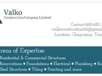 Construction Services - Residential and Commercial Properties