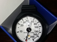 AquaLung Analogue Depth Gauge