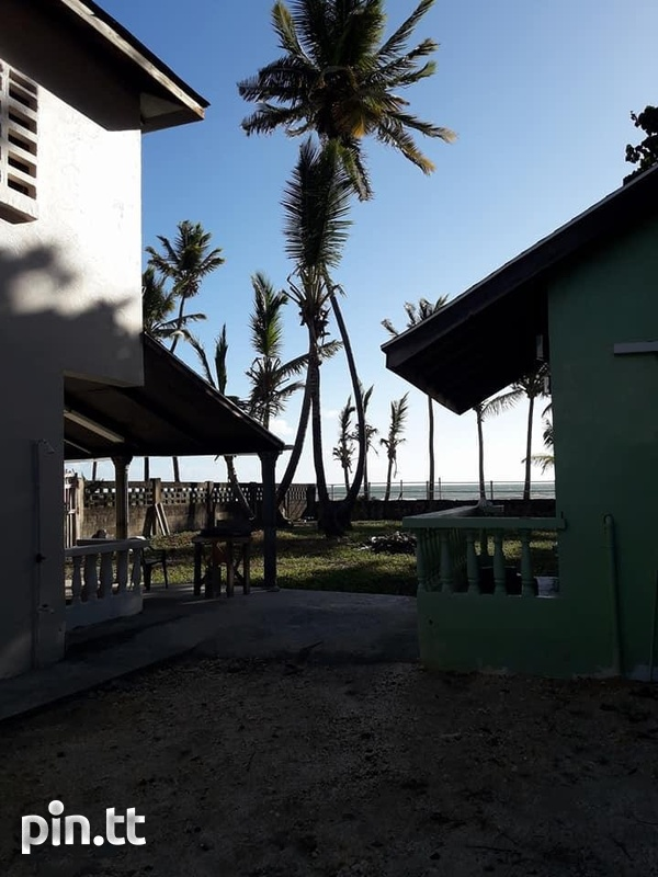 Mayaro beach front house-2
