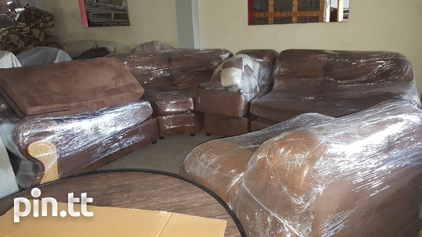 Sectional living room set-2